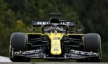 Ricciardo: Second row start 'a big result' for Renault
