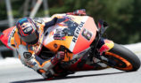 Bradl continues for injured Marquez