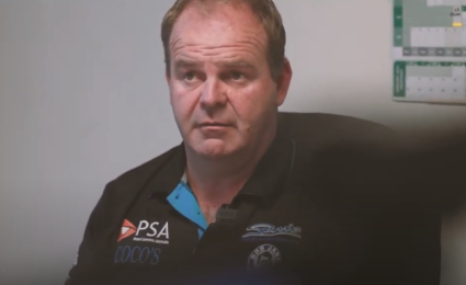 VIDEO: Carrera Cup Backstage Pass, Mick Ritter
