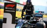 Hamilton on pole as late yellow halts Bottas