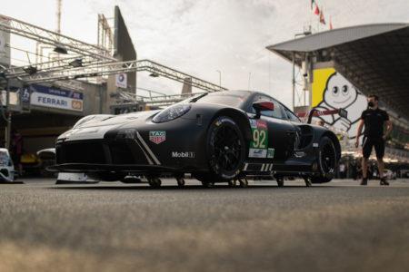 #91 PORSCHE GT TEAM / DEU / Porsche 911 RSR-19 - 24h of Le Mans - Circuit de la Sarthe - Le Mans - France -