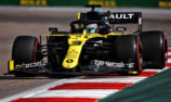 Ricciardo boosted by strong practice pace
