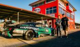 Third-gen Johnson sets sights on Supercars after TA2 test