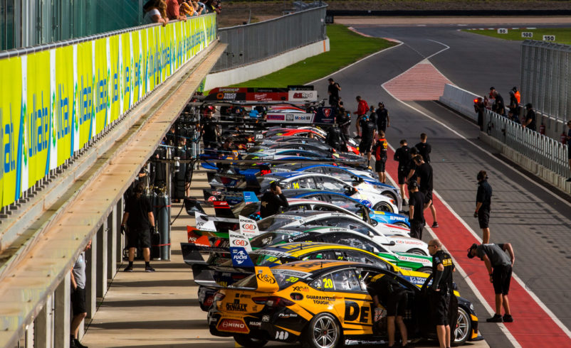 Bathurst 'rookies' to get practice time at The Bend