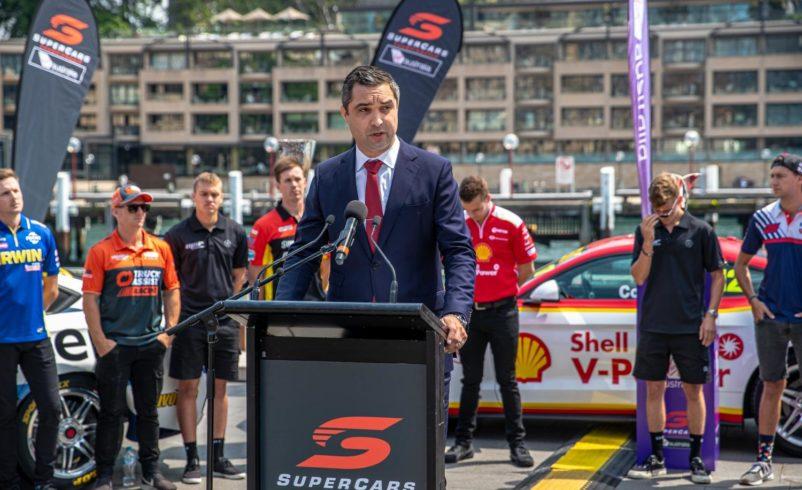 Seamer: Seven influential in new Supercars calendar
