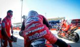 Dovizioso explains 'Unemployed' message on leathers