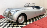 Radio star's Jaguar heads Lloyds European Classic Auction