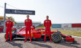 Ferrari youngsters complete F1 test at Fiorano