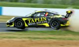 SUPPORTS: Schumacher and Padayachee share Bathurst Tin Top wins