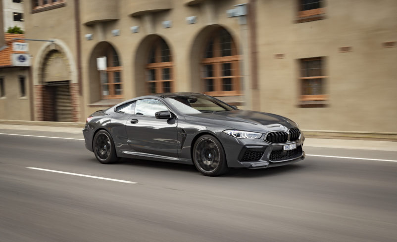 REVIEW: 2020 BMW M8 Competition