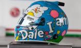 Wood shows off quirky Bathurst helmet design