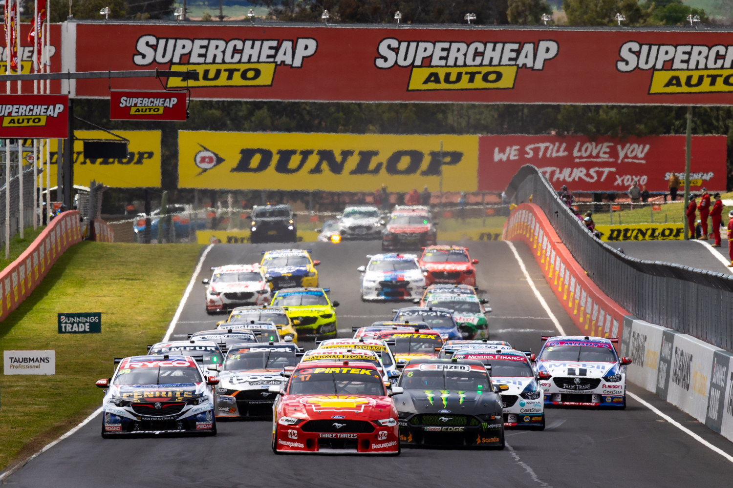 Supercars To Hold 2021 Season Opener In Nsw Speedcafe
