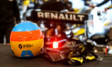 GALLERY: Alonso tests Renault F1 car
