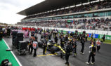 F1 draft calendar includes 23 races