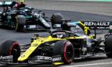 Hamilton equals Schumacher as Ricciardo finishes third