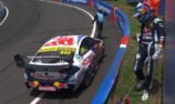 Whincup explains Bathurst 1000 ending crash