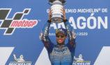 Rins triumphs for Suzuki in Aragon MotoGP thriller