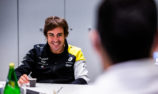 VIDEO: Alonso visits Renault F1 factory