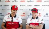 Alfa Romeo retain Raikkonen and Giovinazzi for 2021