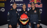 Helmet signed by all Supercheap Auto Bathurst 1000 winners auctioned