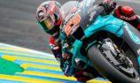 Quartararo denies Miller pole in France