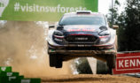 Australia misses out on 2021 WRC round