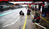 Poor weather cancels Friday practice in Germany