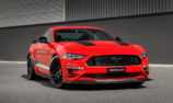You can buy Scott McLaughlin's Mustang - but not the one you're thinking of