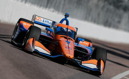 Dixon wins sixth IndyCar Series crown