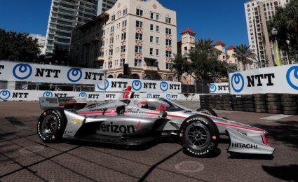 Power takes ninth St Petersburg pole, McLaughlin qualifies 21st