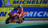 Ducati facing Aragon MotoGP 'struggle' after trying day of practice