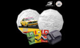 Royal Australian Mint commissions special Supercars coin collection