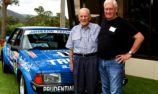 Who's who of motorsport celebrate John French's 90th birthday