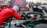 Vettel explains 'special' conversation with Hamilton