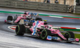 Tyre woes cost Stroll shot at first F1 victory