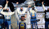 Elliott claims maiden NASCAR crown with victory in Phoenix