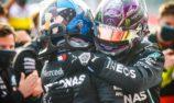 Hamilton beats Bottas in Imola, Ricciardo third