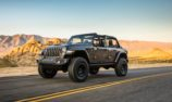 Jeep drops Hemi V8 into rugged Wrangler
