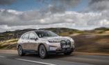 Coming soon: BMW iX, a 370kW EV family hauler