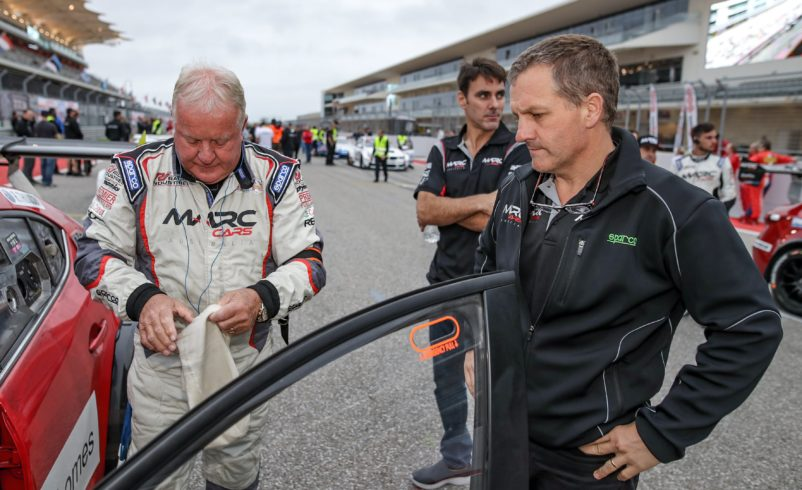 MECHANIC: Ryan McLeod, from Peter Brock to MARC Cars (Part 2)