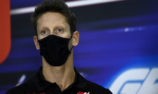Grosjean cleared of broken bones, will remain in hospital