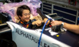 Tsunoda set for AlphaTauri F1 outing