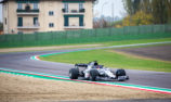 Tsunoda completes F1 test at Imola