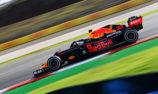 Verstappen fastest on slippery Istanbul Park circuit