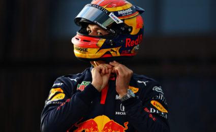 Albon: Retaining Red Bull drive my 'Plan A'