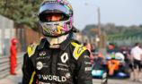 Ricciardo hoping to swap helmets with Vettel