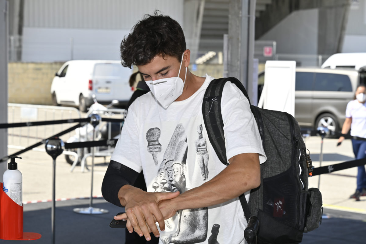 Report: Marquez to decide on third operation in December - Speedcafe