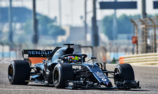 Piastri reflects on maiden F1 test