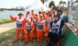 Australian GP officials receive FIA gong
