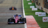 Perez: Gutting podium miss irrelevant following Grosjean crash